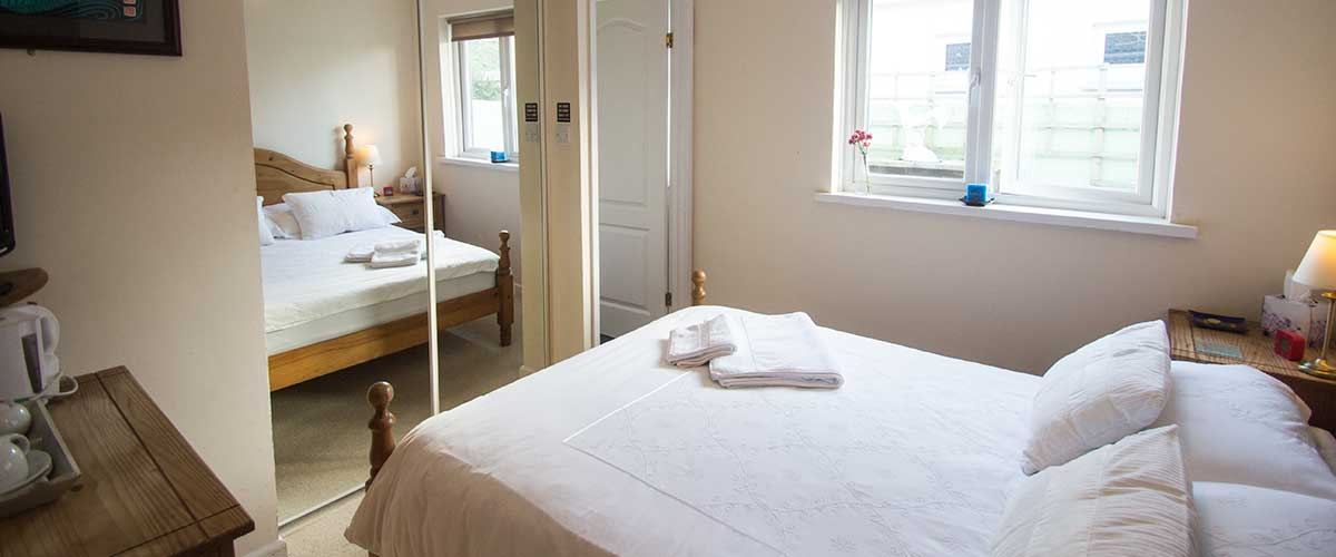 Bed & Breakfast at the Panorama Guest House, Newlyn
