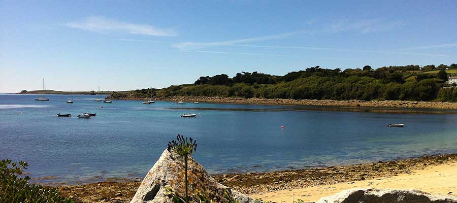 Isles of Scilly, Panorama Guest House, Newlyn